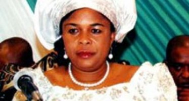 FIRST LADY FALLS  SICK AGAIN, FLOWN OUT FOR MEDICAL TREATMENT