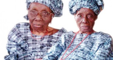 ALL OUR CHILDHOOOD FRIENDS ARE DEAD-100 YRS OLD TWINS