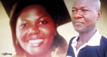 CUSTOMS OFFICER BLAMES NURSE COLLEAGUES FOR WIFE'S DEATH
