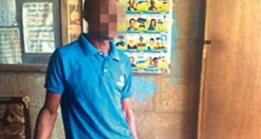 PRIVATE SCHOOL TEACHER ARRESTED FOR SEXUALLY HARASSING 14 YRS OLD PUPIL