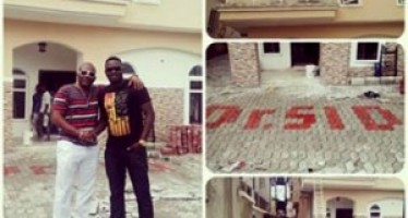 DR.SID FLAUNTS MULTIMILLION NAIRA LEKKI HOUSE