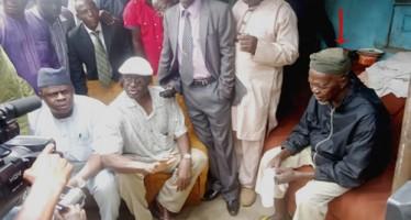 NASARAWA KILLINGS: MY 'GOD' KILLED POLICEMEN-OMBATSE CHIEF PRIEST
