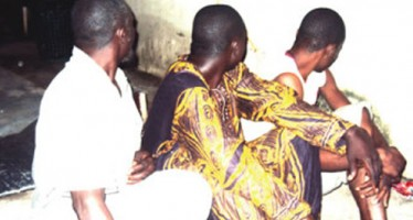 MUSLIM CLERIC ARRESTED FOR DEALING IN HUMAN PARTS