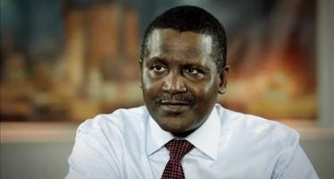 DANGOTE NAMED AFRICA'S FIRST $20BN MAN