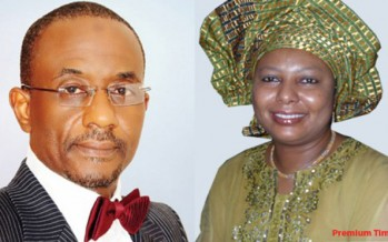 CBN GOV. SANUSI IN OFFICE ROMANCE SCANDAL