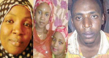 25 YRS OLD MAN KILLS MOTHER, TWO SIBLINGS, DUMPS BODIES IN DAM