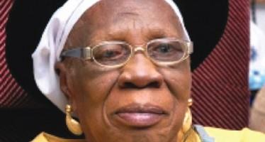 TINUBU'S MUM, ABIBATU MAGAJI DIES AT 96