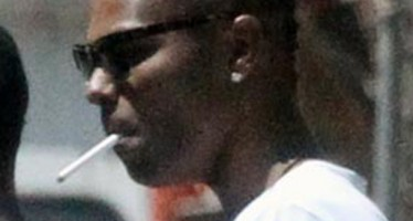 CHELSEA STAR ASHLEY COLE CAUGHT SMOKING