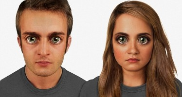 HOW HUMAN FACE MIGHT LOOK IN 100,000 YEARS-SCIENTISTS