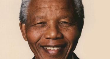 NELSON MANDELA FALLS INTO TRANCE