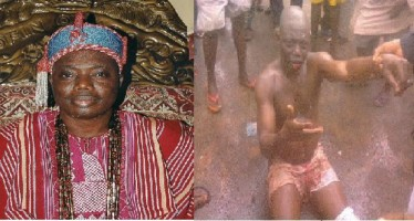 HOW MY WIFE ESCAPED RAPE -OGUN TRADITIONAL RULER