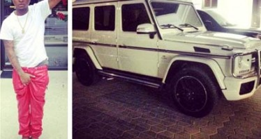 DAVIDO SHOWS OFF HIS NEW N30M CAR ON INSTAGRAM PAGE