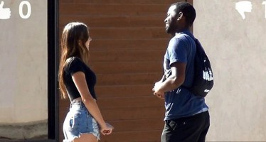 DO YOU WANT TO HAVE SEX WITH ME? YOUNG ATTRACTIVE WOMAN PROPOSES TO MEN ON THE STREET FOR SOCIAL EXPERIMENT-BUT DOES NOT GET THE RESPONSE SHE EXPECTS