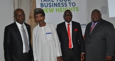 Diamond Bank Pledges More Support for MSME