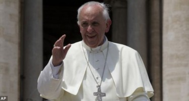 STOP DRIVING FLASHY CARS-POPE TELLS PRIESTS