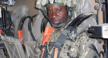 A BRITISH ARMY FROM NIGERIA DIES AFTER COLLAPSING DURING TRAINING EXERCISE