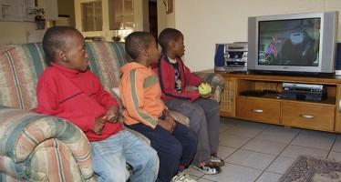 TV IS MAKING CHILDREN UNHAPPY-STUDY