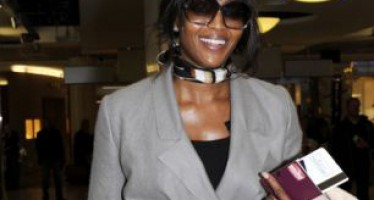 BRITISH AIRWAYS' STAFF ANGRY AS SUPERMODEL NAOMI CAMPBELL IS ALLOWED TO BOARD AIRLINE'S FLIGHT DESPITE ABUSING CABIN CREW