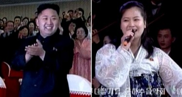 NORTH KOREA LEADER KILLED EX-LOVER, 11 OTHERS BY FIRING SQUAD