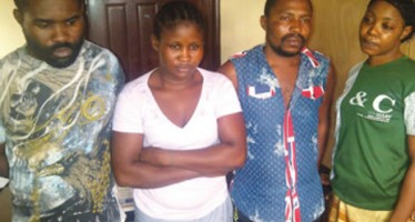 HOUSEMAID, AGENT ARRESTED FOR ROBBERIES