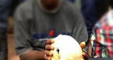 TWO MEN ARRESTED FOR MURDER IN IBADAN AFTER HUMAN SKULL WAS FOUND IN THEIR POSSESSION