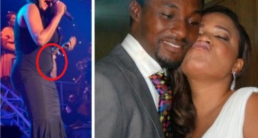 TOYIN AIMAKHU PREGNANT FOR YOUNGER HUSBAND