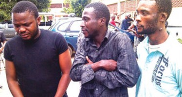KIDNAPPERS WHO SPECIALIZE IN ABDUCTING SCHOOL CHILDREN ARRESTED