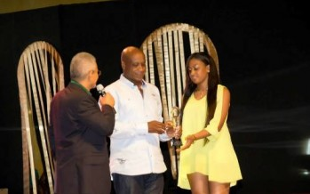 Miss Earth Nigeria Honours Prince Segun Oniru