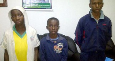 POLICE ARREST 3 TEENAGE STOWAWAYS AT LAGOS AIRPORT