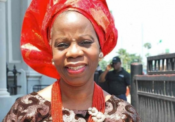 LATE MKO ABIOLA'S WIFE ARRESTED FOR N26.6M FRAUD ...