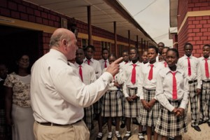 SAPATI PRINCIPAL AND PUPILS