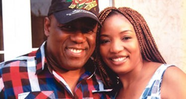 I'm not worried about Kenny's female fans —Wife