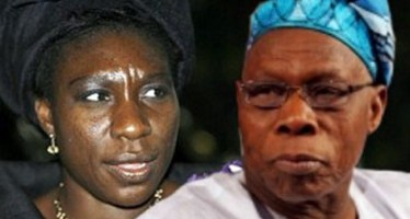 IYABO OBASANJO ABUSES FATHER IN 11-PAGE LETTER