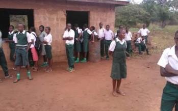 SECONDARY SCHOOL STUDENTS THREATEN TO KILL CORPS MEMBERS IN KOGI (SEE PHOTOS)