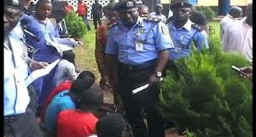 PASTOR PARADED FOR IMPREGNATING CHURCH SUNDAY SCHOOL'S TEACHER'S TEENAGED DAUGHTER