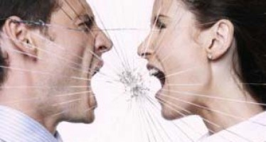 ARGUING WITH YOUR PARTNER IS BAD FOR YOUR HEART-STUDY