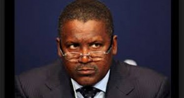 CEMENT WAR: DANGOTE OUT TO SABOTAGE FG