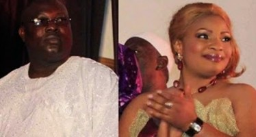 Actress Laide Bakare's Husband, Alhaji Orilowo Declared WANTED By EFCC For Stealing! – Photo