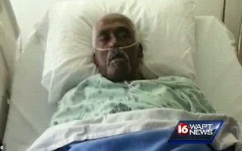 MAN DECLARED DEAD WAKES UP AS HE WAS ABOUT TO BE EMBALMED