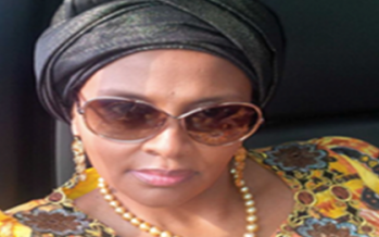 'ARMED ROBBERS EVERYWHERE BUT NA ONE PERSON NAME THEY ALWAYS CALL' – ABACHA'S DAUGHTER, GUMSU BLASTS