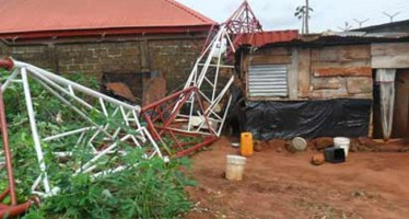 MTN MAST KILLS FATHER DURING BABY'S NAMING CEREMONY IN CHURCH