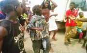 MAD WOMAN'S TWO KIDS KIDNAPPED IN ANAMBRA