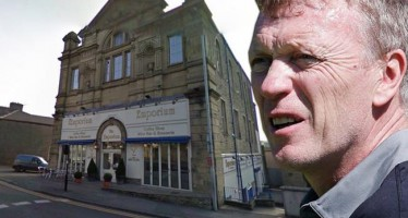 POLICE TO INVESTIGATE DAVID MOYES OVER ASSAULT AT WINE BAR