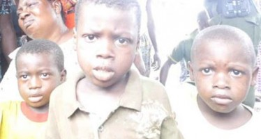 SECURITY MAN ESCAPES LYNCHING AFTER CAUGHT STEALING 3 SIBLINGS