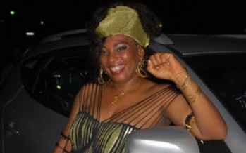"""I WAS A FLIRT"" SAYS FELA'S DAUGHTER, YENI KUTI"