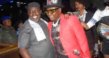 CHARLY BOY DENIES ATTACKING GOV. ROCHAS OKOROCHA AT FATHER'S BURIAL