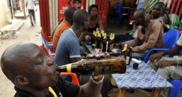 REGULAR DRINKING MAKES YOU POPULAR-STUDY