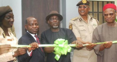 Anyaoku, Abba-Moro, Commend Diamond Bank For Donating Building to  Immigration