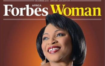 AFRICA'S RICHEST WOMAN FOLORUNSHO ALAKIJA SAYS  'I NEVER WENT TO UNIVERSITY'