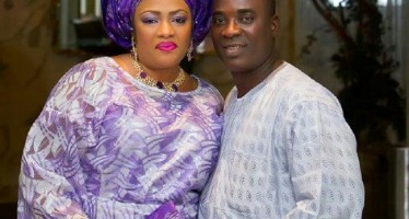 WASIU AYINDE'S WIFE GIVES BIRTH TO BABY GIRL IN US